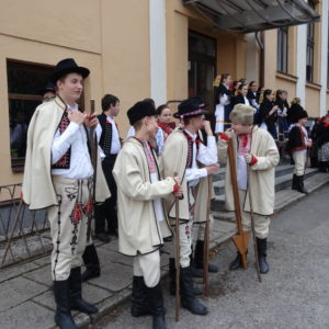 Zachovávanie tradičných fašiangových sviatkov