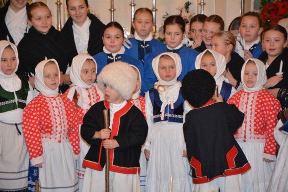 Vystúpenie Slovenská Ľupča – Vianoce 2015