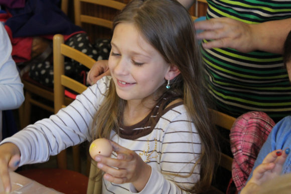 Maľované vajíčko