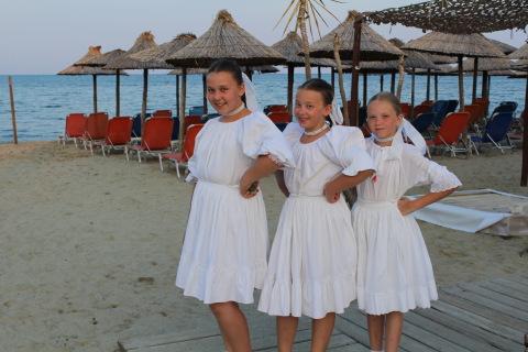 Dratvárik v Grécku