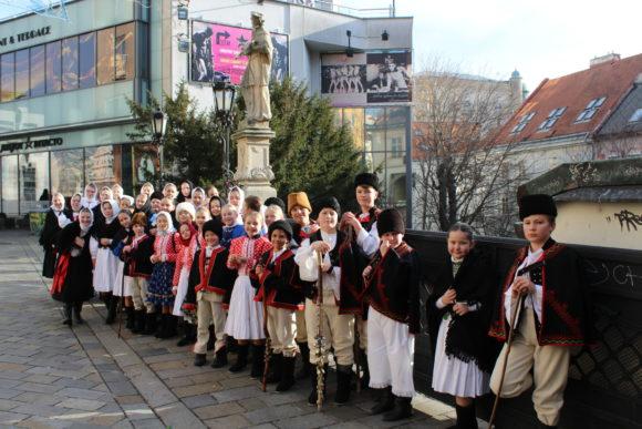 Vianoce v Bratislave