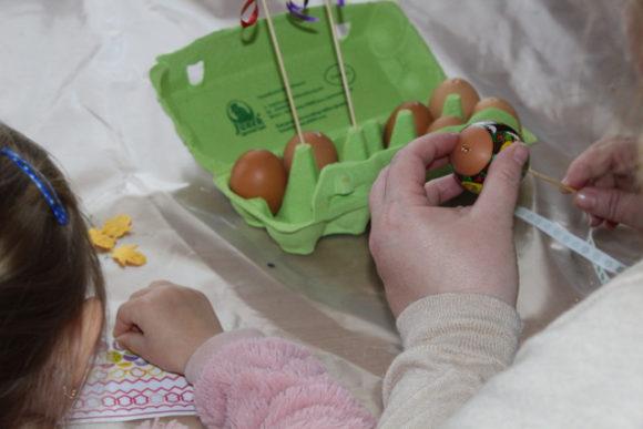 Príprava na Veľkú noc