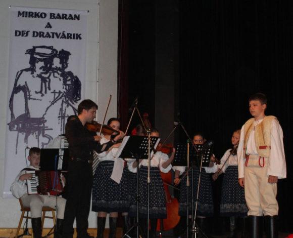 Spomienkový program na M. Barana